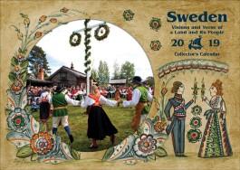 2019 Swedish Calendar